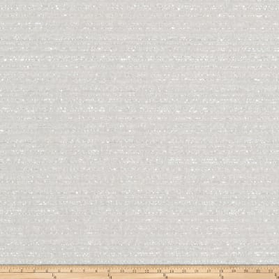 Trend 04030 Faux Silk White Sparkle