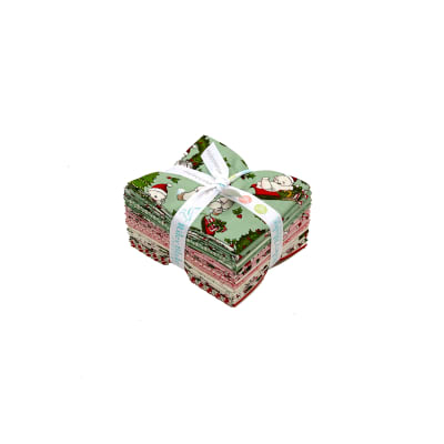 Riley Blake Kewpie Christmas Fat Quarter