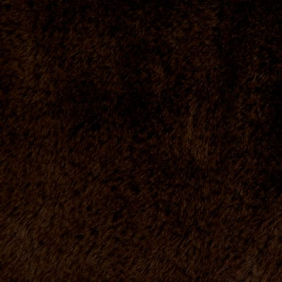Waverly Furocious Faux Fur Brown Bear