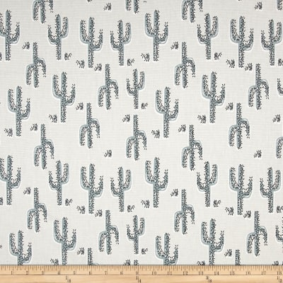 Premier Prints Desert Valley Frost Green
