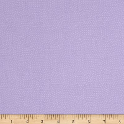 Timeless Treasures Spin Dot Lavender