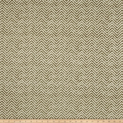 QT Fabrics Craftsman Chevron Gray