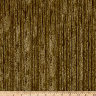 In The Woods Woodgrain Texture Brown