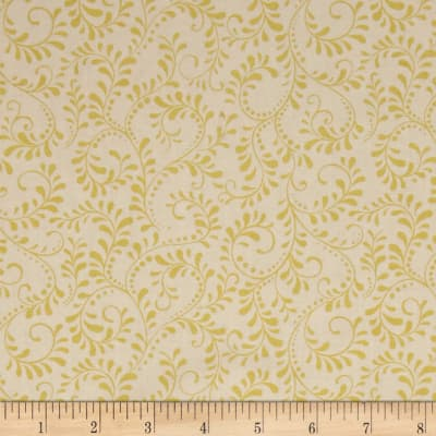Sophia Scroll Light Yellow