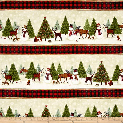 Winter's Friends Main Stripe Multi