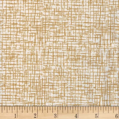 "110"" Wide Quilt Back Betula Flannel Cream"