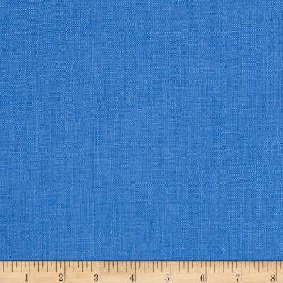 European Linen Blend French Blue