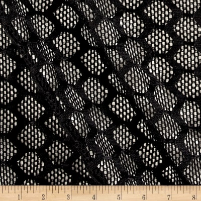 Bulgip Mechanical Stretch Mesh Black