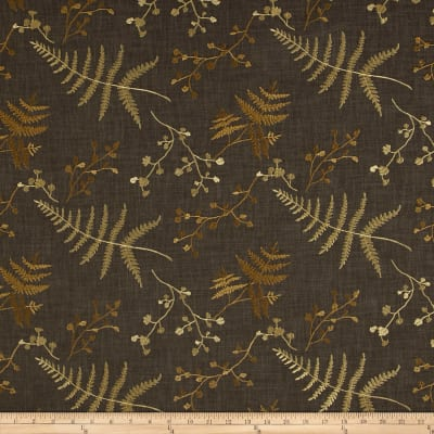 Swavelle Luring Embroidered Shadow