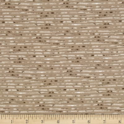 Kaufman Microlife Textures Digital Prints Hash Stripe Stone