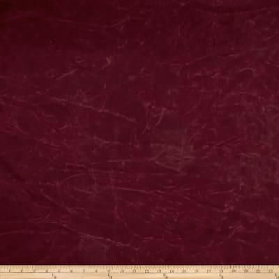 13.7 oz Waxed Army Duck Canvas Burgundy