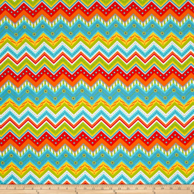 Big Splash Chevron Multi