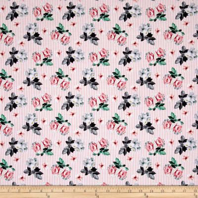 Romance Romantic Small Floral Pink