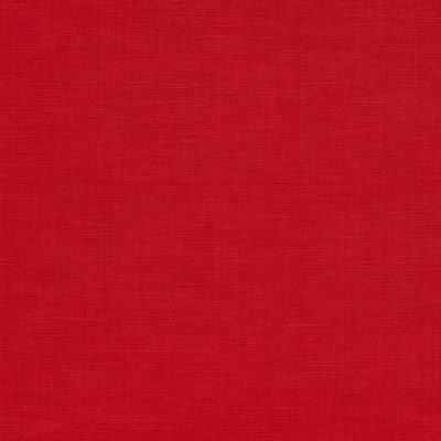 European Linen Blend Red
