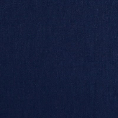European Linen Stretch New Indigo