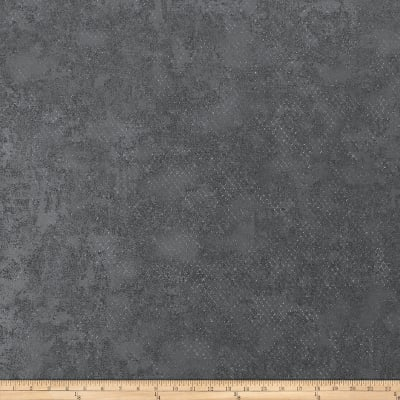 Fabricut 50011w Luxurious Wallpaper Pewter 01 (Double Roll)