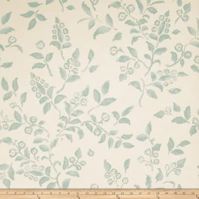 Fabricut 50024w Floreale Wallpaper Glacier 03 (Double Roll)