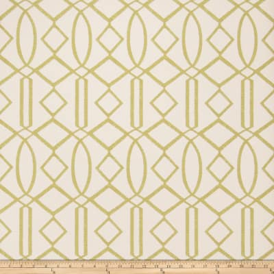 Fabricut 50029w Egyptian Wallpaper Chartreuse 01 (Double Roll)