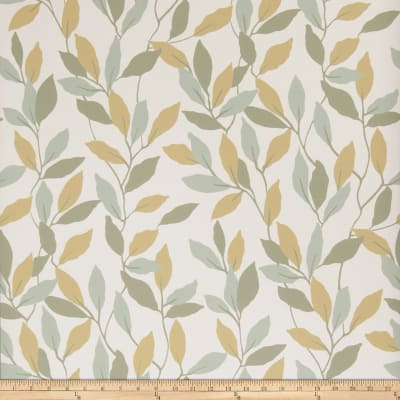 Fabricut 50074w Jenny Vine Wallpaper Loden 03 (Double Roll)