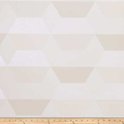 Fabricut 50080w Linnea Wallpaper Paperwhite 01 (Double Roll)