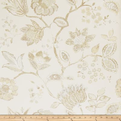 Fabricut 50084w Marleah Wallpaper Taupe 01 (Double Roll)