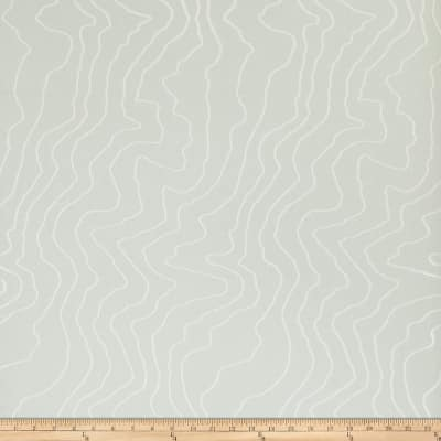 Fabricut 50105w Topograph Wallpaper Seafoam 02 (Double Roll)