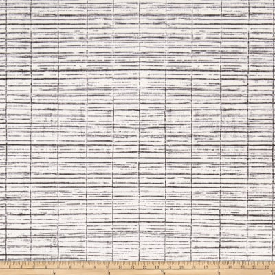 Fabricut 50113w Wit Wallpaper Charcoal 01 (Double Roll)