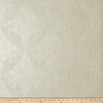 Fabricut 50147w Helmsdale Wallpaper Almond 02 (Double Roll)