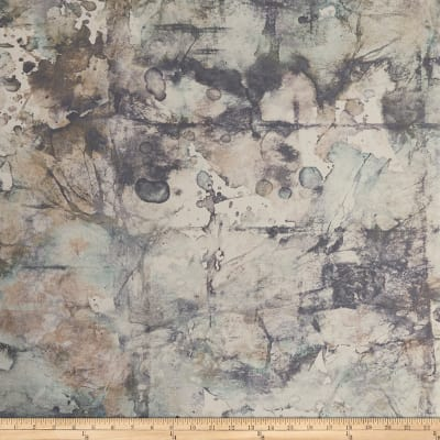 Fabricut 50183w Falbron Wallpaper Blue Gray 01 (Double Roll)
