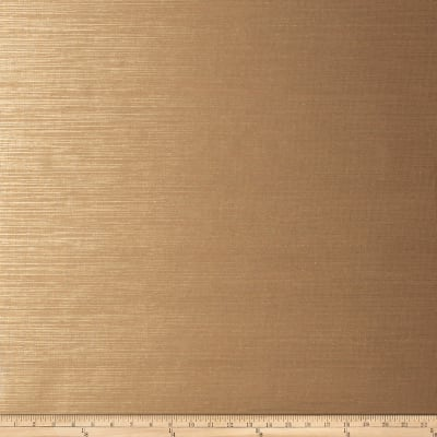 Fabricut 50214w Vidar Wallpaper Brushed Gold 07 (Double Roll)