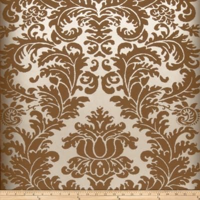 Fabricut 8828e Rothwell Ii Wallpaper S0f30 Bronze (Triple Roll)