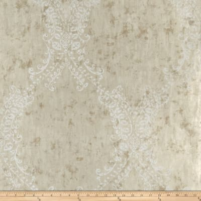 Fabricut Bevy Wallpaper Gold (Double Roll)