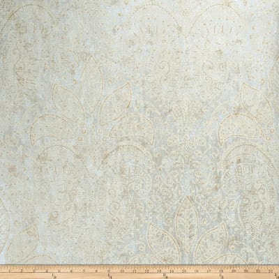 Fabricut Breathtaking Wallpaper Duck Egg (Double Roll)