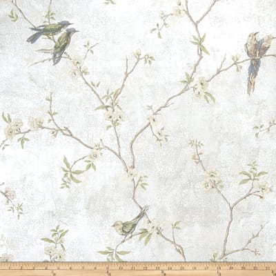 Fabricut Fanciful Wallpaper Mist (Double Roll)