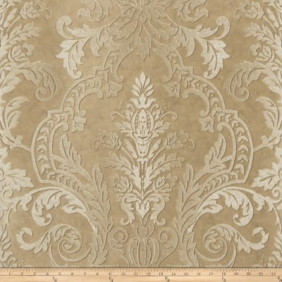 Fabricut Gorgeous Wallpaper Gold (Double Roll)