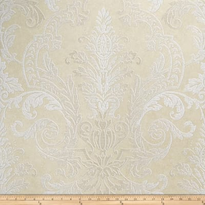 Fabricut Gorgeous Wallpaper Neutral (Double Roll)