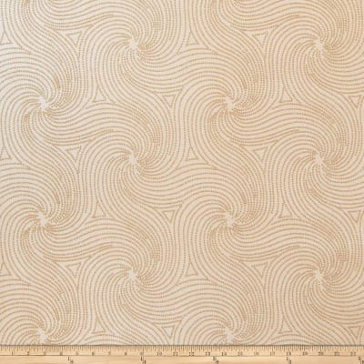 Fabricut Idyll Wallpaper Gold (Double Roll)