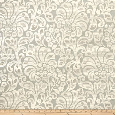Fabricut Irony Wallpaper Pewter (Double Roll)