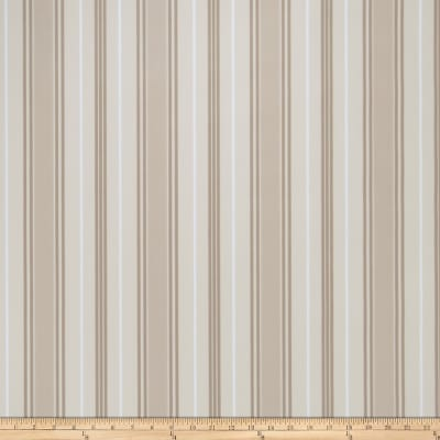 Fabricut Remi Stripe Wallpaper Flax (Double Roll)