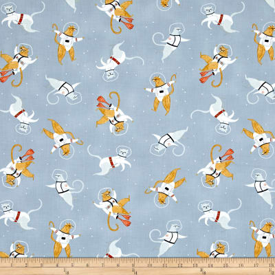 Dear stella supernova cats in space arctic discount for Space cat fabric
