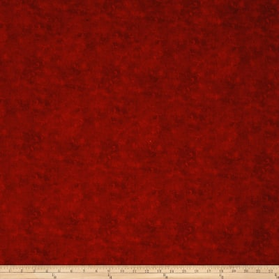 "Essentials 108"" Wide Filigree Red"