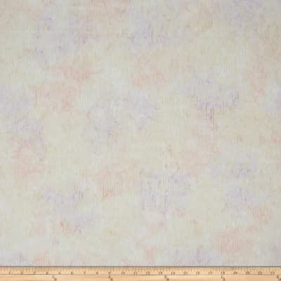Wilmington Batiks Ikat Cream/Pink