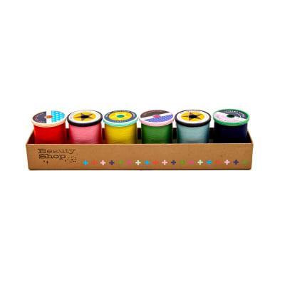 Cotton + Steel 50wt. Cotton Thread Set by Sulky-Beauty Shop