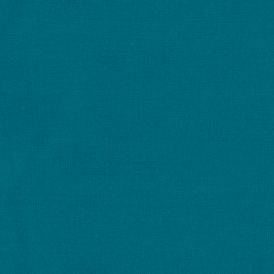 Venezia Solid Stretch ITY Knit Light Teal