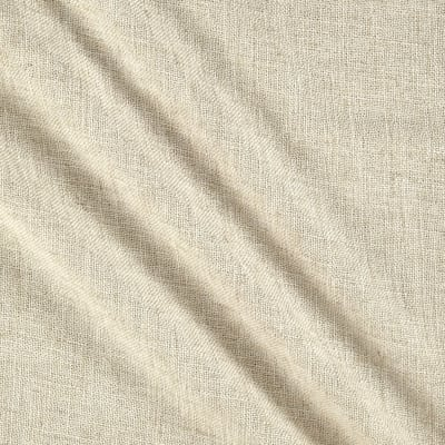 Europatex Biancheria Linen Blend Basketweave Quartz