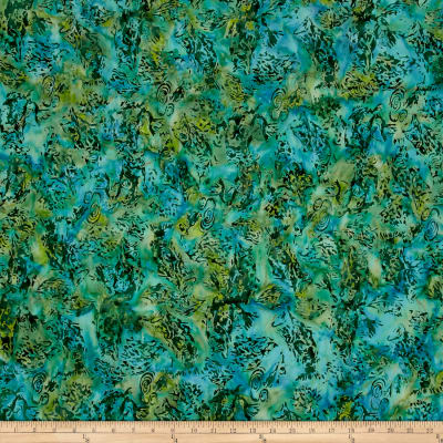 Island Batik Bass Watercress