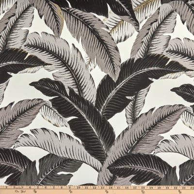 Tommy Bahama Indoor/Outdoor Swaying Palms Onyx