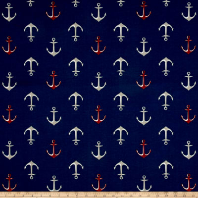Waverly Sun N Shade Oceanic Calm Nautical