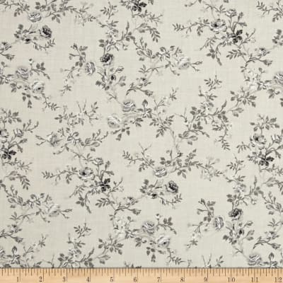 Carte Postale Floral Bouquet Light Khaki
