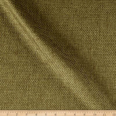 Machine Washable Empire Burlap Olive